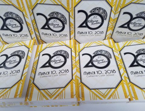 Catherine Cook School 2018 Gala Program – Roaring 20s